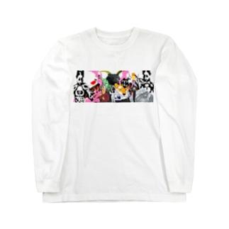 Danke shoot な世界 Long sleeve T-shirts