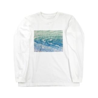 水面Ⅴ Long sleeve T-shirts