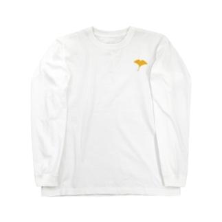 銀ちゃん Long sleeve T-shirts