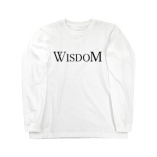 Wisdom Long sleeve T-shirts