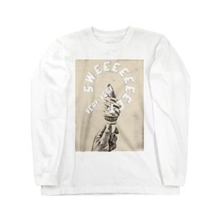 zikomanking SHOPのSWEEEEEEEET Long sleeve T-shirts