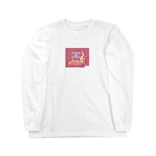 潜水艦サツマイモ号! Long sleeve T-shirts
