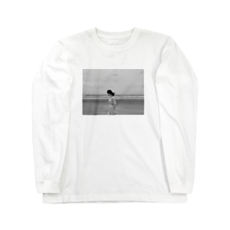 おやすみ Long sleeve T-shirts