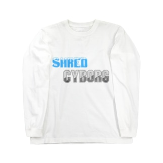 Shred Cyborg Long sleeve T-shirts
