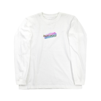 ワンポイント長袖 Long sleeve T-shirts