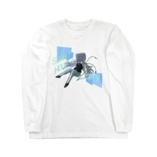 シーメトハウス 空箱 Long sleeve T-shirts