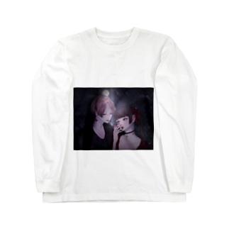 オキニでしょ? Long sleeve T-shirts