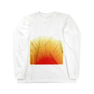 おはようさん(原画バージョン) Long sleeve T-shirts