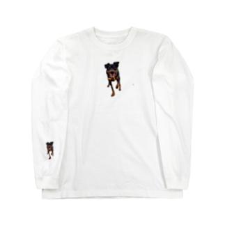 ない Long sleeve T-shirts