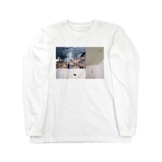 鳥 Long sleeve T-shirts