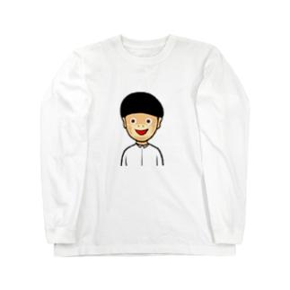 現代病 Long sleeve T-shirts