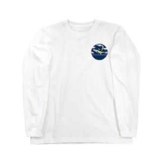 Yellow Fin Tuna. Long sleeve T-shirts