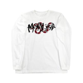 MONALISA✖️GUCCCCI Long sleeve T-shirts