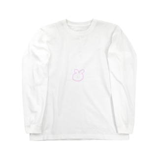 うさぴ…(控) Long sleeve T-shirts