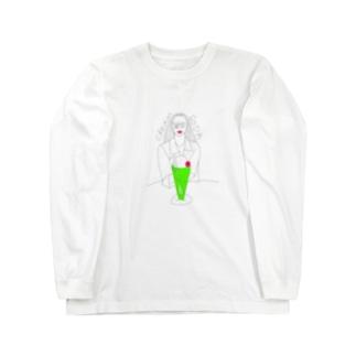 cream soda Long sleeve T-shirts