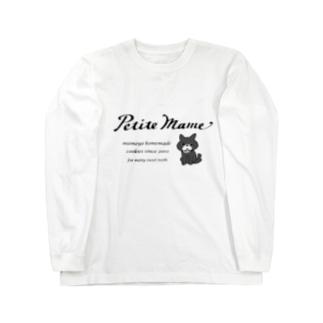 mameyaのmameya長袖シャツ Long sleeve T-shirts