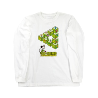 impossible problem 06 Long sleeve T-shirts