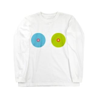 おっぱい Long sleeve T-shirts