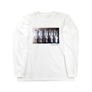 ON-OFFスイッチ-2 Long sleeve T-shirts