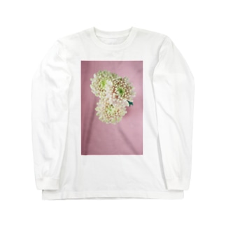 harucamera キク Long sleeve T-shirts