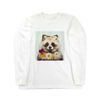 たぬき Long Sleeve T-Shirt