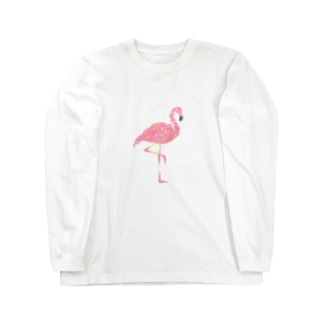 FLAMINGO  Long sleeve T-shirts