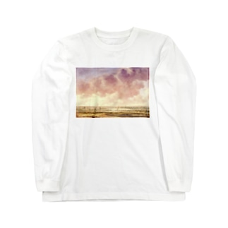 View of Haarlem and the Haarlemmer Meer remix Long sleeve T-shirts