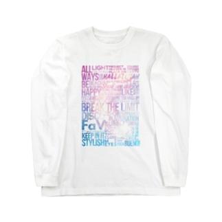 再販*数量限定 Long sleeve T-shirts