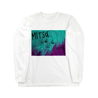 【ホリT】蜜です!悪魔バージョン Long sleeve T-shirts
