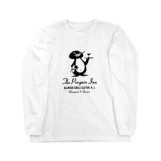 The Penguin Inn Long sleeve T-shirts