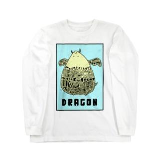 おさなドラゴン Long sleeve T-shirts