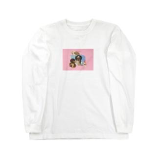 Flower curse(花の呪い) Long sleeve T-shirts