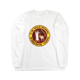 WILD WEASEL Long sleeve T-shirts