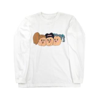 なかよし♡ Long sleeve T-shirts