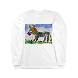 Chisato 幻のロバ Long sleeve T-shirts