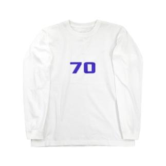 タック・サーティーン Long sleeve T-shirts