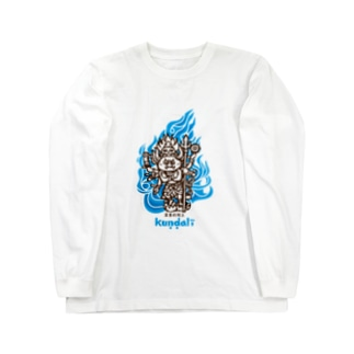 軍荼利明王 Long sleeve T-shirts