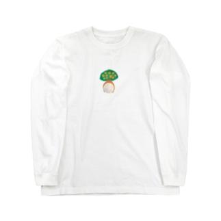 木実とフトマニ Long sleeve T-shirts