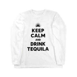 KEEP CALM Long sleeve T-shirts
