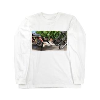 Hoian souvenir: Dog_1 Long sleeve T-shirts