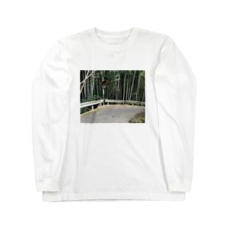 辺境 Long sleeve T-shirts