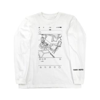 映えLST Long sleeve T-shirts