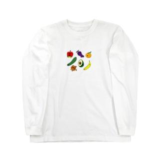 フルーツバスケット Long sleeve T-shirts