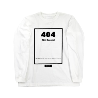 Not found Long sleeve T-shirts