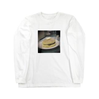 ホットケ Long sleeve T-shirts