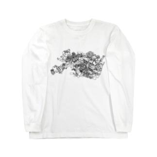 美しい Long sleeve T-shirts