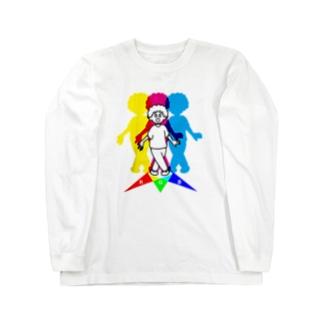 RGB アールジービー 224 Long sleeve T-shirts