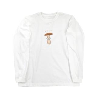 襟ンギ Long sleeve T-shirts