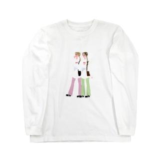 iDOL Long sleeve T-shirts