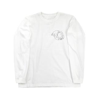 ゴメンネ Long sleeve T-shirts